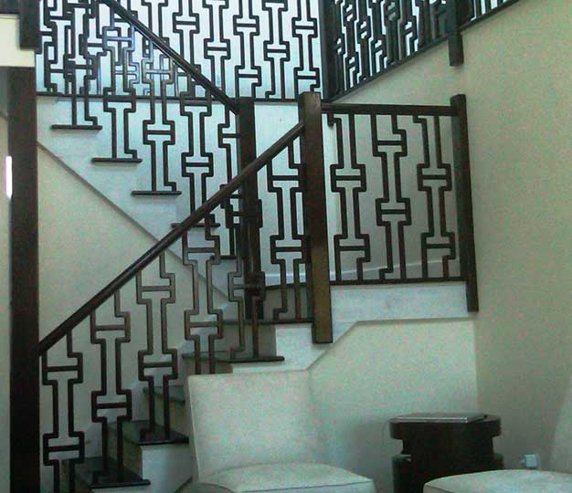 ... Designed By Stillwell Stair Builders Of Goldenu0027s Bridge New York. Look  Closely At The Balusters ...